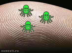 Ручные микробы.
