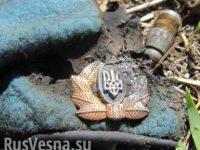 Украина отказалась от завоевания Донбасса