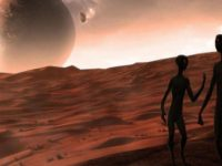 Земная жизнь изначально зародилась на Марсе