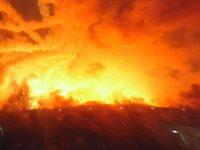 ВСУ взорвали склад боеприпасов под Харьковом