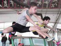 Всероссийские легкоатлетические старты в Казани