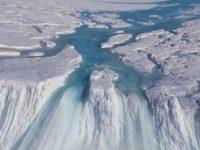 Озера, реки и водопады в Антарктиде