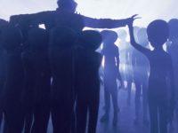 За 15 лет американцы 120000 раз видели пришельцев