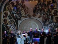 В храме Христа Спасителя выступила Юлия Самойлова
