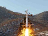 КНДР проводит новые испытания ракет