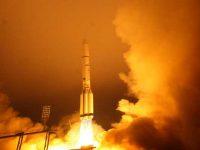 Плесецк и Байконур запускают спутники