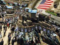 На рынках США царит паника