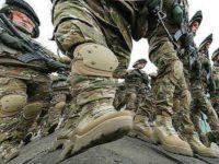Канадские военные инженеры в Латвии