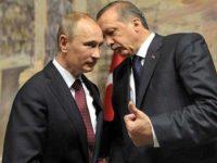Президенты России и Турции встретились в Сочи