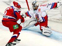 РФ выиграла у Чехии матч Евротура
