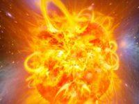 Новая модель солнечных бурь