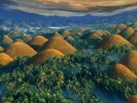 Филиппинские шоколадные холмы