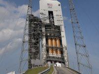 Запуск разведывательного спутника США отложен