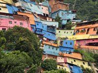 Туристический рай - цветные трущобы