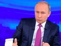 Путин: «Прямая линия»