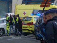 Ситуация ЧП на вокзале Брюсселя взята под контроль