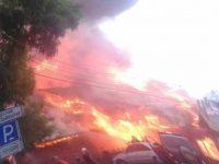 В Одессе сожгли третий ресторан за неделю