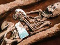 Загадочные захоронения найдены в Китае