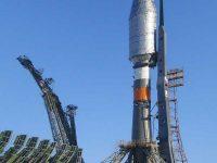 «Союз-2» со спутником «Канопус-В-ИК» на старте