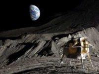 Лазерная космическая связь на Луне