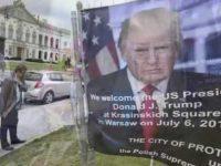 Трамп в Польше