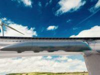 Первые успешные испытания Hyperloop