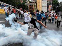 Начало большой войны в Венесуэле