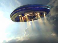 В Калифорнии засняли НЛО земного происхождения