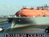 Поляков цена на американский газ не устраивает