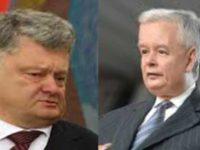 Президенты Польши и Украины сильно поссорились