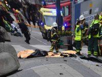 Теракты в Европе 25 августа