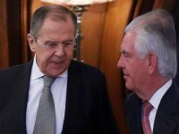 Лавров встретился с Тиллерсоном в постпредстве РФ при ООН