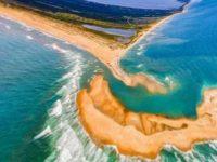"""После """"Ирмы"""" на Бермудах возник остров"""