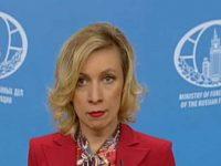 Захарова обвинила во лжи Вашингтон