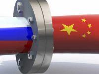 Китай станет первым по газу
