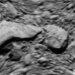 """Предсмертный снимок с """"Розетты"""" кометы 67P"""