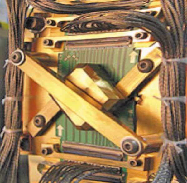 Создан 50-кубитовый квантовый процессор