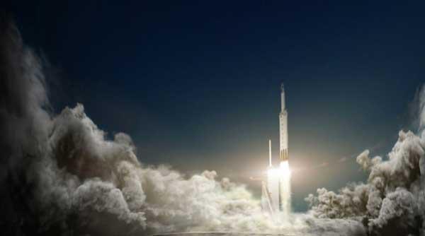 Falcon Heavy  запланировано запустить в декабре
