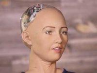 Робот, получивший гражданство в Саудовской Аравии, планирует родить ребенка
