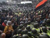 День достоинства и свободы в Киеве