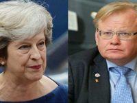 Великобритания и Швеция дружат против России