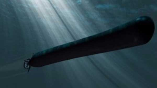 Автономный подводный робот Orca