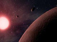 «Планета-монстр» подрывает теорию формирования планет