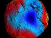 В Антарктиде обнаружена мощная гравитация