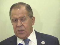 Лавров заявил о вмешательстве США в выборы президента в РФ