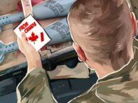Летальное оружие Украине будет поставлять  Канада