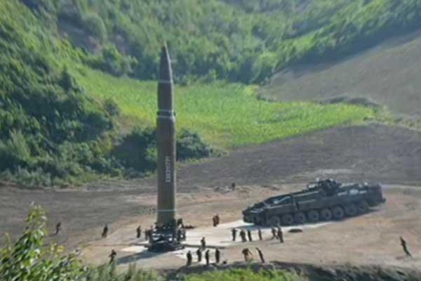 Сеул раздул рекорды ракет КНДР