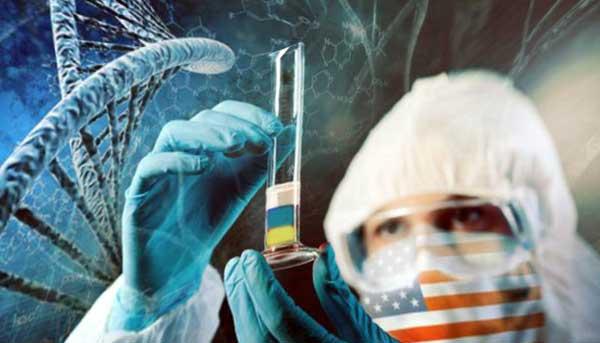 Биологическое оружие США на Украине