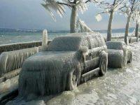 Ученые: наступает малый ледниковый период