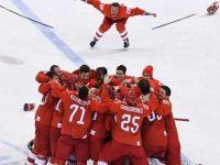 Золотой матч российских хоккеистов